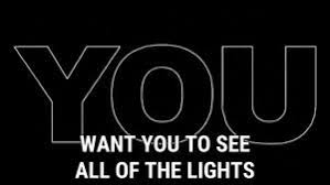 All Of The Lights Kanye West All Of The Lights Revised Ft Rihanna Lyrics Kanye West Song In