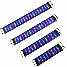 30 led aquarium light amazon com 0 5 w 12 18 24 30 36 48 72 aquarium led light multi