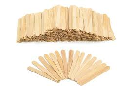 colorations large wood craft sticks 500 pieces
