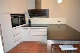 plan de travail cuisine ardoise cuisine blanche avec plan de travail noir ardoise 2018 et beau