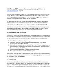 How To Make Worksheets How To Add An Attractive Pdf Download To Your Squarespace Post