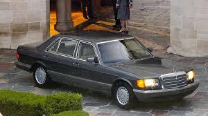 mercedes car big retrospective 8 generations of the mercedes s class