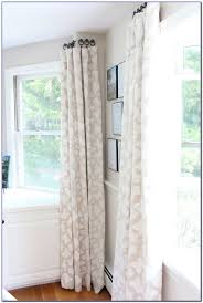 Where To Put Curtain Rods Hanging Curtain Rods With Command Hooks Curtain Home Design