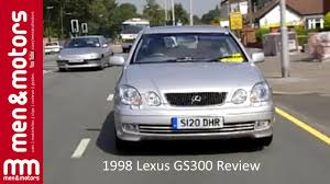 lexus gs300 vs bmw 5 series 1998 lexus gs300 review youtube