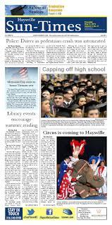 haysville sun times 05 21 15 by travis mounts issuu