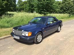 1993 mercedes 320 ce cabriolet coys of kensington