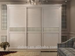 Sliding Door Wardrobe Closet Wooden 3 Doors Wardrobe Closet Wholesale Wardrobe Closet