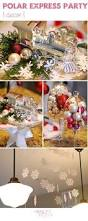 Classy Christmas Party Decor by 25 Polar Express Party Ideas Polar Express Party Holidays And