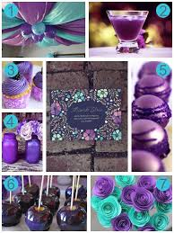 baby shower colors for a girl 7 stunning ideas for a purple baby shower picmia
