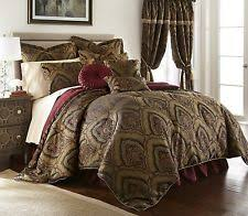 Black And White Paisley Comforter Paisley Comforters And Bedding Sets Ebay