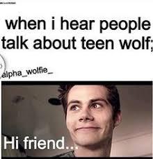 Teen Wolf Meme - teen wolf memes google search more teen wolf pinterest teen