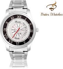Britex Stainless by Britex Bt6104 Krona Watch For Men Buy Britex Bt6104 Krona