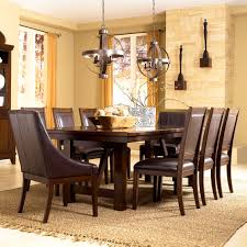 furniture 9 piece dining room table sets fairview 9 piece dining