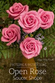crochet pattern for beginners cottageartcreations com