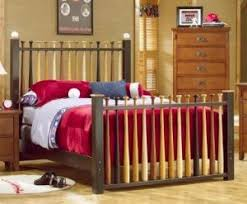 Baseball Bed Frame Headboard And Footboard By Vintagevagos You Can T Miss This
