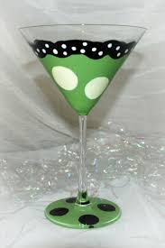 retro martini glass 79 best funky glassware images on pinterest martinis painted