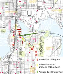 Madison Valley Seattle Map by Central Seattle Greenways Safe Streets In The Central District