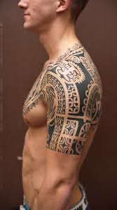 tribal sleeve b by martin craftzberlin tats pinterest