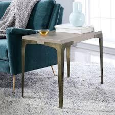west elm concrete side table concrete side table brass concrete side table west elm concrete