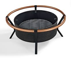 Firepit Ring Copper Ring Outdoor Pit