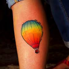 rainbow tattoos meanings the colors