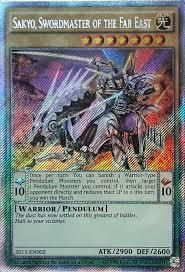 card tips sakyo swordmaster of the far east yu gi oh fandom