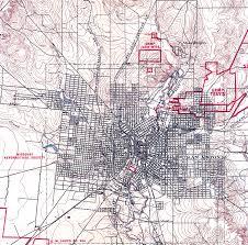Texas Map Cities 1up Travel Historical Maps Of Texas Cities San Antonio 1918