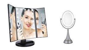 best rated lighted makeup mirror best lighted makeup mirror 2017 top 5 lighted makeup mirror