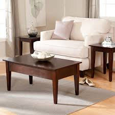 New Home Decorating Ideas by Furniture Alluring Espresso Coffee Table For Stunning Home