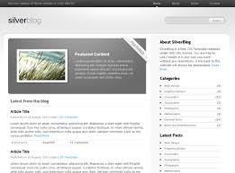 40 beautiful free html5 u0026 css3 templates