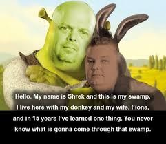 Funny Donkey Memes - donkey shrek funny tumblr