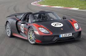 Porsche 918 Black - porsche 918 spyder revised specs and tech revealed digital trends
