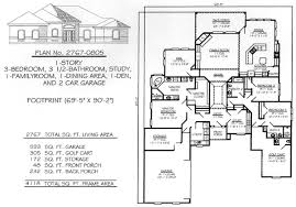 3 bedroom 2 story house plans 2201 2800sq 3 bedroom house plans