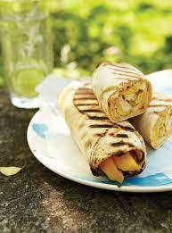 la cuisine de ricardo recettes de ricardo de pitas grillés au poulet et à la mangue