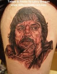 looking for unique music tattoos tattoos waylon jennings