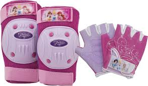 Dining Room Table Protective Pads by Amazon Com Bell Disney Princess Protective Gear Pad And Glove