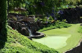 Backyard Golf Course by Putting Greens Com Backyard Golf Green Photos