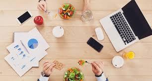 dejeuner au bureau déjeuner au bureau prenez votre temps 28 08 2017 ladepeche fr