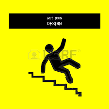 danger cliff sign royalty free cliparts vectors and stock