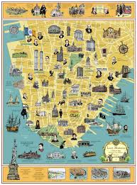State Map Of New York by History Map Of Lower Manhattan Nyc Lower Manhattan Nyc History