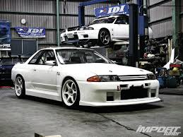 1992 nissan skyline gtr r32 sard gt wing photo 2 land of the