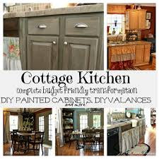 cottage kitchen complete transformation tour debbiedoo u0027s