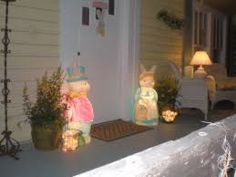 Walmart Easter Outdoor Decorations by 120 Best Easter Spring Decor Images On Pinterest Easter Ideas