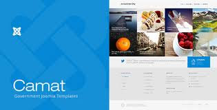 free bootstrap templates for government camat government joomla templates by themesonic themeforest