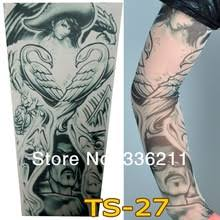 buy angel tattoo sleeves and get free shipping on aliexpress com