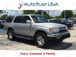 cheap toyota 4runner for sale cheap toyota 4runner for sale in fl cars com