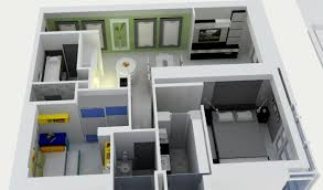 Studio Unit Interior Design Furniture Planning Tool Rukle Of Are Magnetic House Plans Ideas