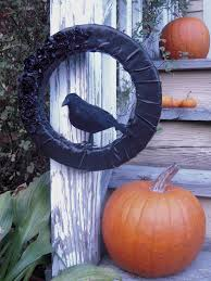 Halloween Duct Tape Crafts Marvelously Messy Duct Tape Halloween Wreath Craft