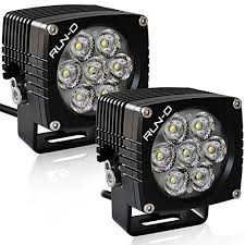 led driving lights for trucks run d 2x35w off road lights 3 spot cree led driving lights led