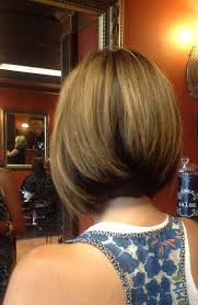 bob haircut with low stacked back shoulder length 15 back view of inverted bob bob hairstyles 2017 short